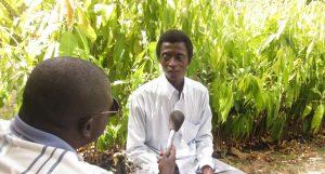 Pape Cheikh Sylla interviewt El Hadji Faye