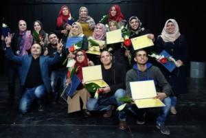 Die Absolventen von YES-Theatre