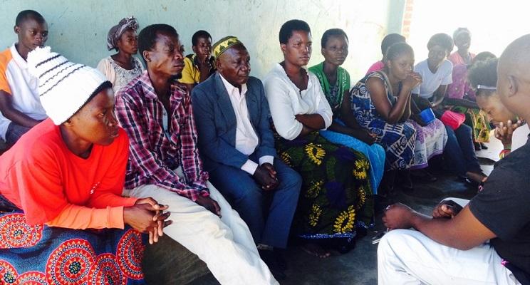 STEPS Gemeindebesprechung südliches Afrika