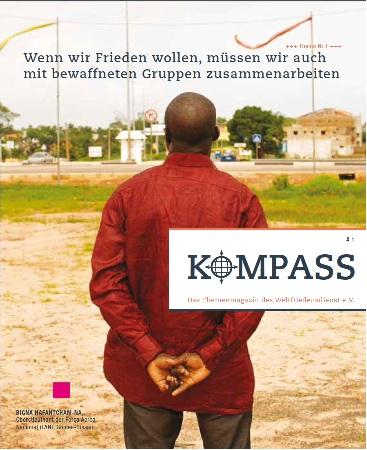 Titelbild Kompass Nr. 1