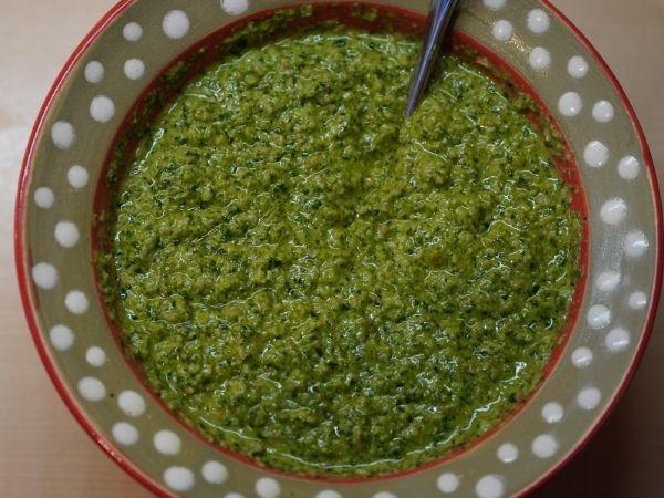 Wunderlauch-Pesto