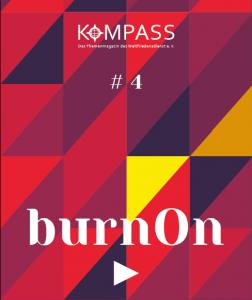 Titelbild Kompass Nr. 4 BurnOn