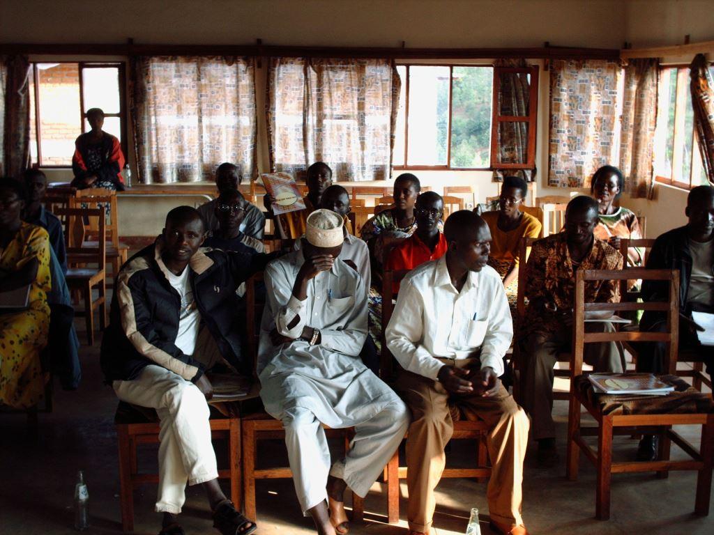 Mi-Parec Workshop in Burundi