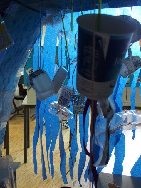 Elsenfeld Realschule Ozean-Kunst