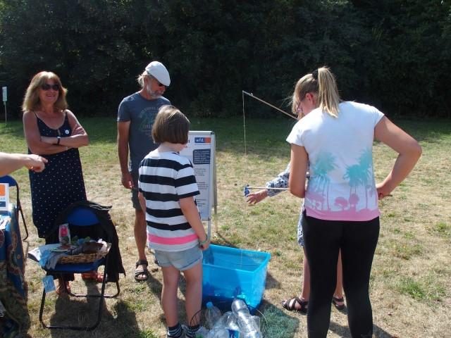 Elsenfeld Realschule Wasserfakten-Fischen