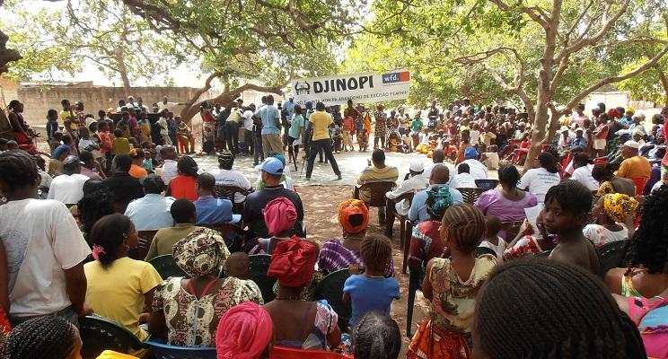 Genitalverstümmelung Guinea Bissau Sensibilisierung