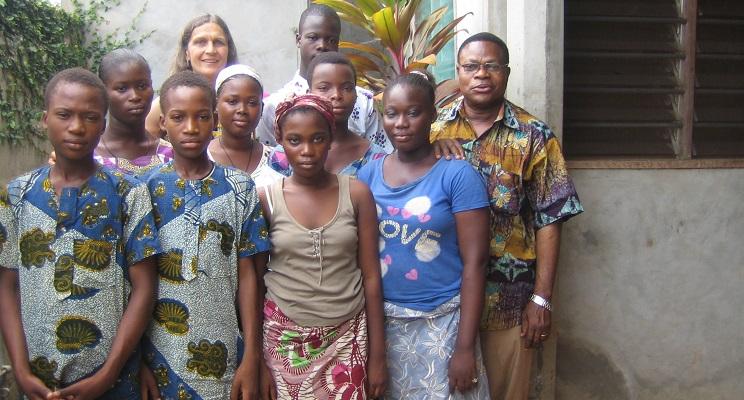 Schülerstipendium Benin