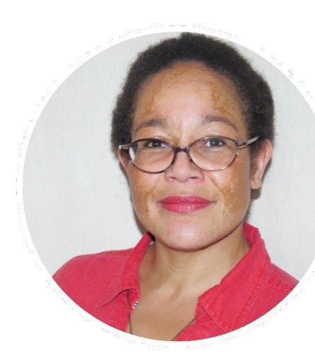 Judith Ohene Geschäftsführerin des Weltfriedensdienst e.V.