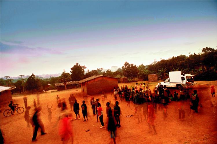 STEPS macht in Südafrika Bürgergrechtsarbeit mit den Mitteln des Films