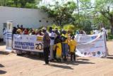 Kenia: Demonstration für Menschenrechte in Isiolo