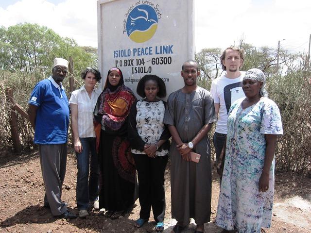 Kenia: Gemeinsam für eine friedliche Zukunft und eine gerechte Landverteilung