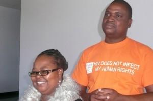 Die Moderatoren im Projekt STEPS-for the future in Südafrika