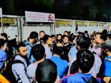 Friedlicher Protest in Myitkyina