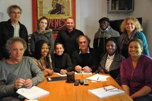 Das Projektteam von STEPS-for the future
