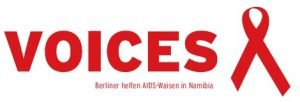 Katutura-Kinderprojekte: Logo von Voices