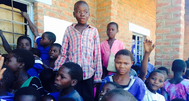 Kinder STEPS Südliches Afrika