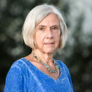 Ursula Reich, ehem. Vorstandsvorsitzende des Weltfriedensdienst e.V.